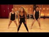 Amal Hatimi &amp Co. present Pole Dance Style (Jazz-Pole Dance)