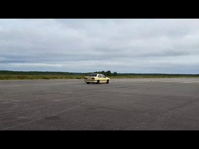 No Speed Limit - Pudasjärvi 27.8.17 - Volvo 850 T5
