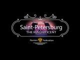 Saint-Petersburg The Magnificent (Санкт-Петербург Великолепный). Timelapse  Hyperlapse