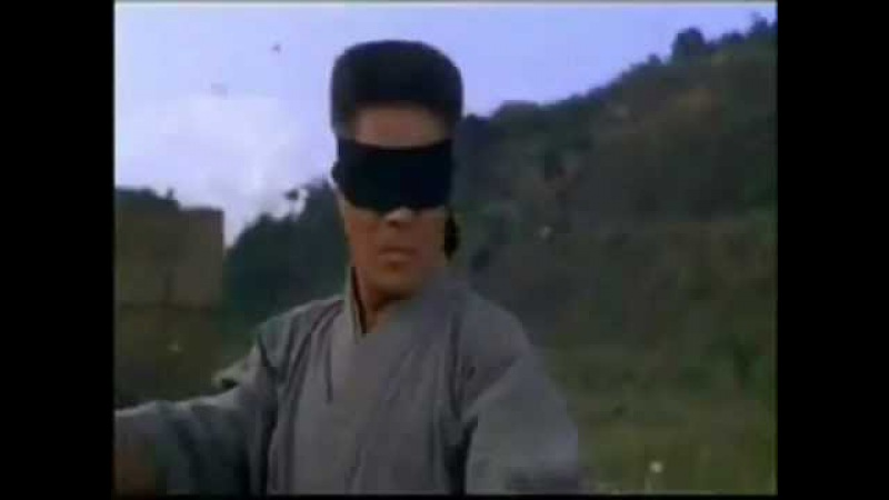 CHIN CHIN Black Monk Shaolin Priest IRON RINGZ KUNG FU TAPE