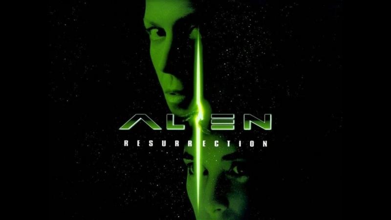 Чужой 4: Воскрешение / Alien: Resurrection. Перевод А.Гаврилов