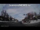Иваново маленький пешеход чудом не попал под машину