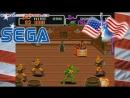 Игра Черепашки Ниндзя Подростки СЕГА Teenage Mutant Ninja Turtles The Hyperstone Heist SEGA 1992
