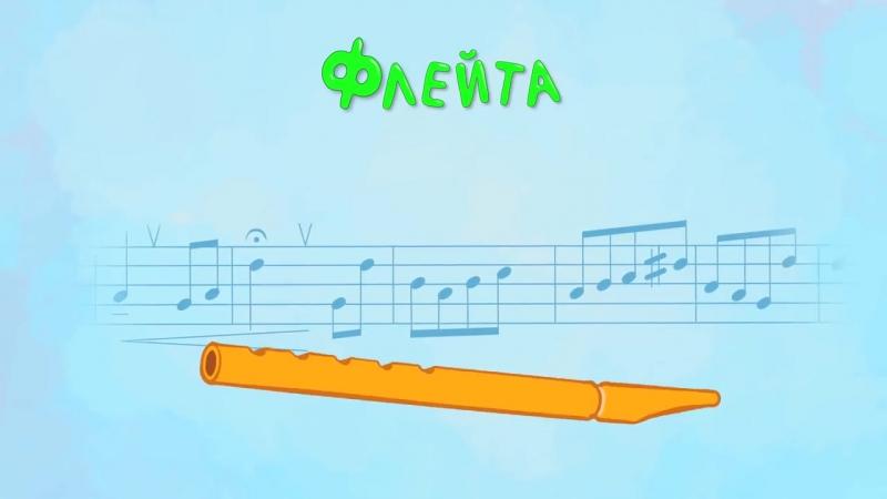 АЛФАВИТ - Развивающая песенка мультик Синий трактор для детей малышей с машинками Учим буквы весело (1)