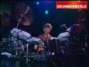 Bill Bruford - Drum Improvisation on Bridge of Inhibition