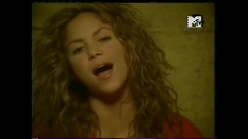 (staroetv.su) Shakira feat Wyclef Jean - Hips don't lie (MTV Россия, 24.04.2006)