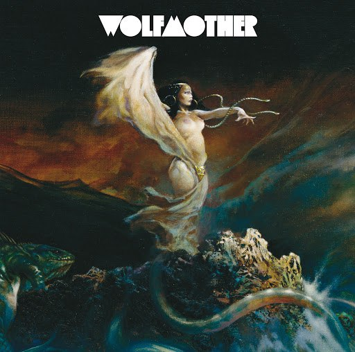 Wolfmother альбом Wolfmother (International Version)