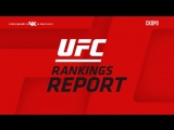 UFC Rankings Report Brian Ortega Jumps to No. 1