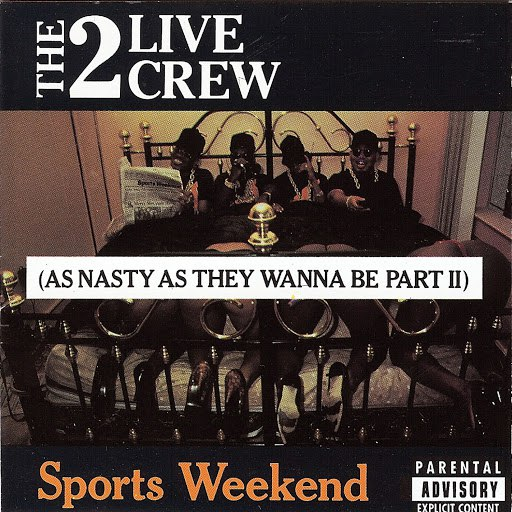 2 Live Crew альбом Sports Weekend