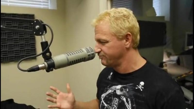 Kurt Angle vs. Jeff Jarrett (Against all Odds 2011)