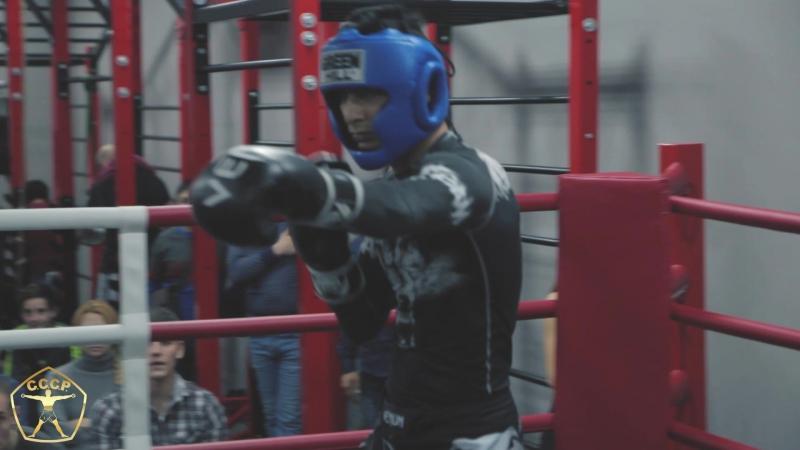 Соревнования по боксу в С.С.С.Р. на Ткацкой