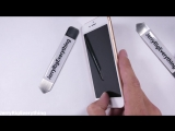 iPhone 8 Durability Test - BEND TEST - Glass Scratch Video