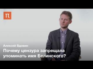 Феномен радикальной критики в России XIX века — Алексей Вдовин