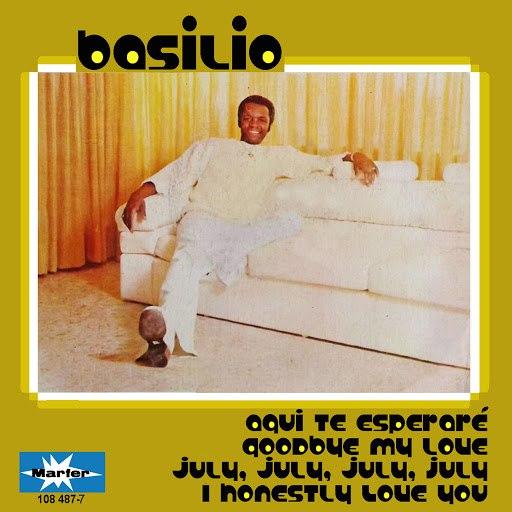Basilio альбом Aquí Te Esperaré