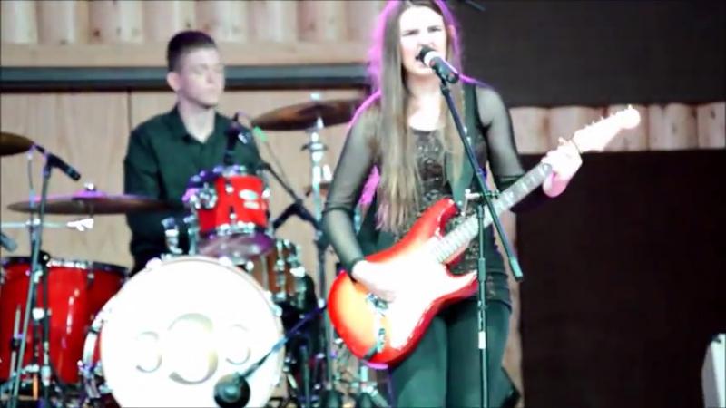 Ally_Venable_Band - East Texas Music Awards - Oct 15, 2015 AllyVenableBand