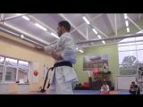 Смотрите видео-сюжет Николая Коровина о семинаре в Лобне 2-х кратного Чемпиона Мира по ката Антонио Диаз.