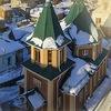 Храм во имя благоверного князя Олега Брянского
