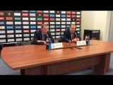 Пресс-конференция в Тольятти