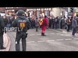 Germany- Far-right protesters clash with counter-demonstrators in Kandel_HD.mp4