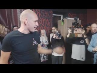 Реакция Ресторатора когда слишком шумно (Юрий Хованский, Николай Соболев, Димаста)
