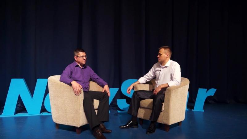 Интервью Дмитрия Логинова