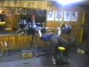 Vladimir Gorbunov - 617 lb - 280 kg Raw Bench
