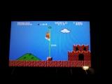 Super Mario on Roland workstation