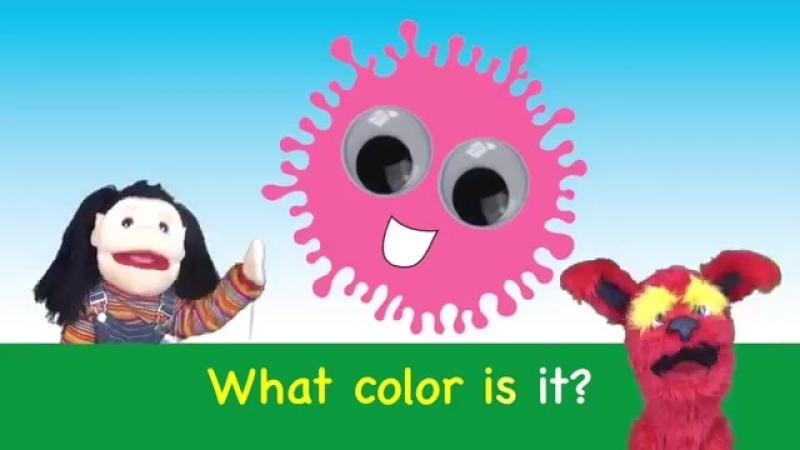 What Color Is it- Song - Learn 11 Colors - Learn English Kids