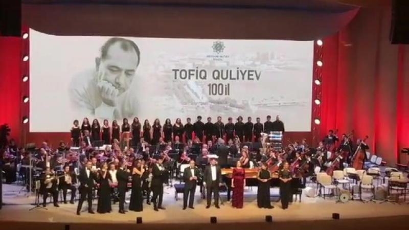 К столетию композитора Тофика Кулиева