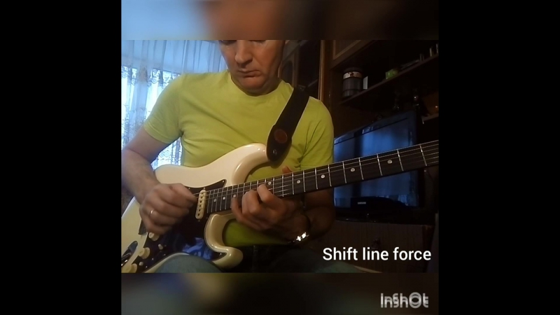 Shift line force фриз ревер