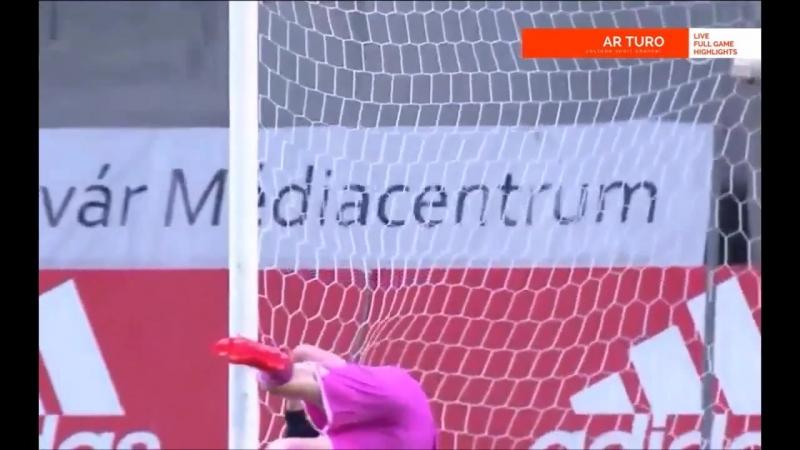 165 EL-2017/2018 Videoton FC - JK Nõmme Kalju 1:1 (20.07.2017) HL