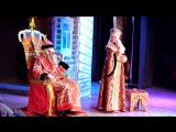 Сцена Царицы из спектакля