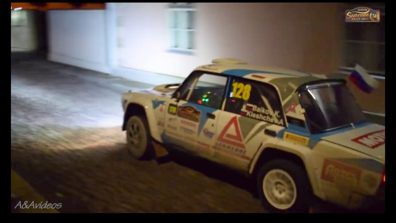 Saaremaa Rally 2017 mistakes and OFFs