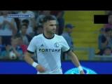 Астана 2-1 Легия | Гол Садику