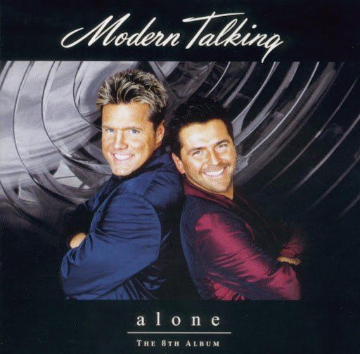 Modern Talking альбом Alone