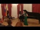 """Ангелина Бычкова — ария Церлины """"Batti, batti, o bel Masetto""""из оперы """"Дон Жуан"""", В.А. Моцарт"""