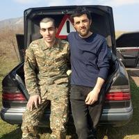 Анкета Vardan Ghazaryan