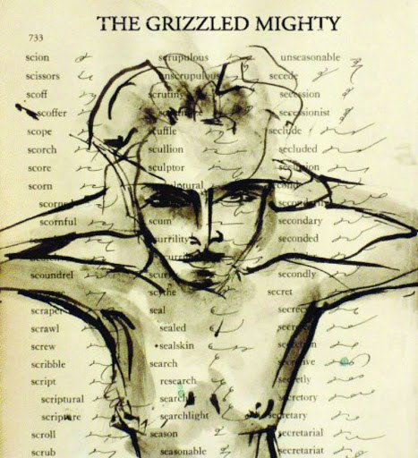 The Grizzled Mighty альбом The Grizzled Mighty