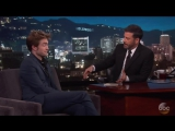 Pattinson  on Jimmy Kimmel Live for Good Time  Part 2 308