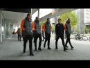 Прогулка по Роттердаму перед матчем Лиги чемпионов