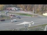 ДТП Сочи:  Транспортная и Яна Фабрициуса - 3 декабря