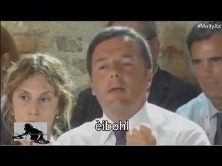 Matteo Renzi Vs Renato Carosone Tu Vuò Fa' L'Americano Paolo Monti remix