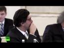 HILARIOUS Vladimir Zhirinovsky discusses the status of the Russian language wit