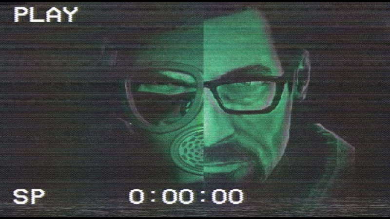 Half-life: hunt down the freeman(2018) VHS