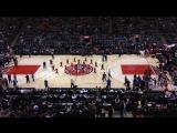 NBA game Raptors vs Wizards