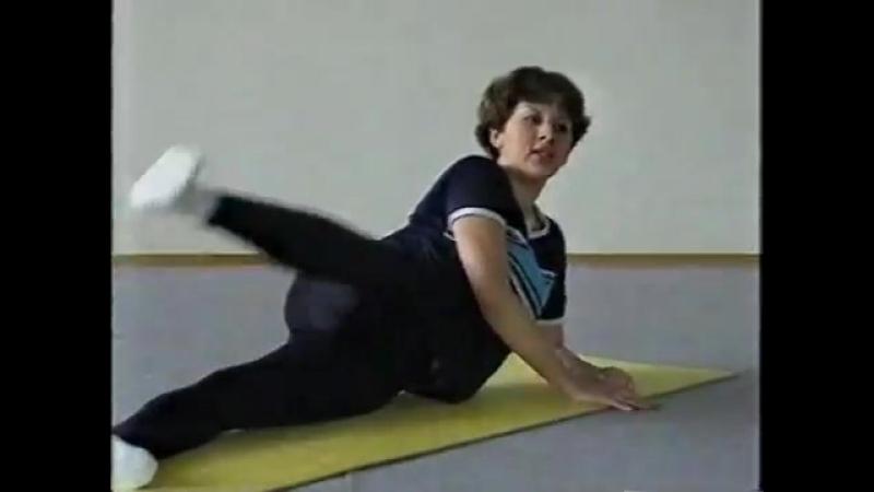 Адаптивная суставная гимнастика по методу Бубновского