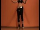 Вертикальный удар бедрами.Обучение танцам от EHABY.