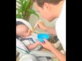 Мануэль с сыном
