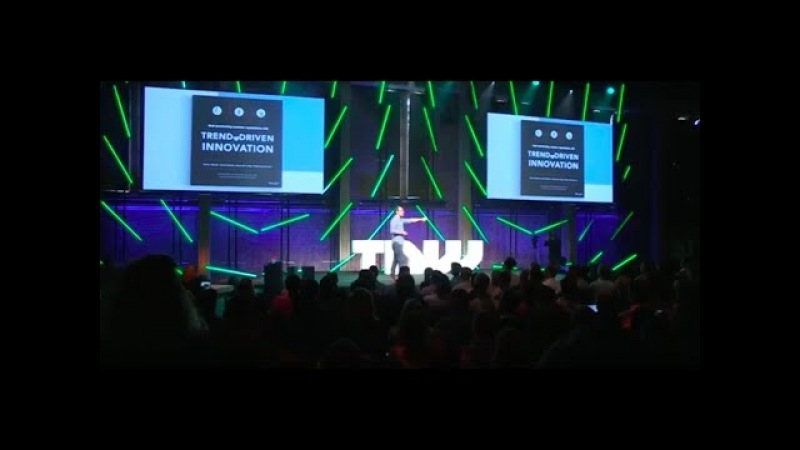 Become a Trend-Driven Innovator: David Mattin, The Next Web 2016