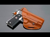 RADAR 1957 - Manufacturing Leather Pistol Holsters